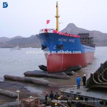 Airbags marinas inflables para el lanzamiento y el levantamiento del aire hechos en China