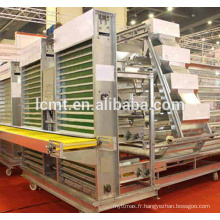 automatic chicken egg collection machine for laying egg cages