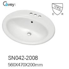 Cupc / Ce Квалификация ванны прилавок бассейна (A-2008)