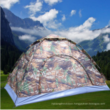 Automatic Camouflage Tent, 4 Person Tent, Outdoor Recreational Camping Tents