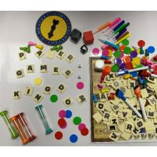 Acessórios para jogos de tabuleiro de dados