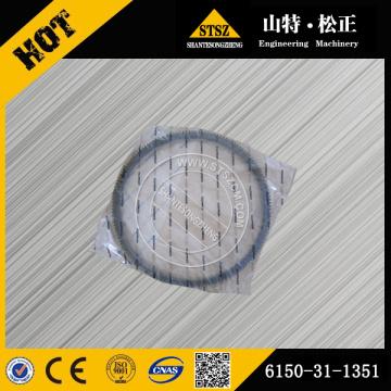 Зубчатое кольцо маховика РС400-7 6150-31-1351