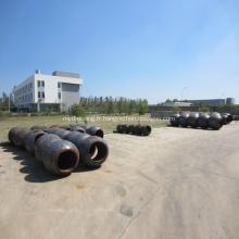 Forgeage de billes en acier au carbone