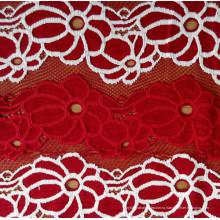 2015 Популярный дизайн кружевной ткани