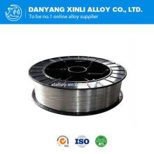 Высококачественная высокопрочная проволока из сплава никеля Inconel 718 Wires