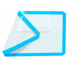 Bule Color Silicone Baking Mat