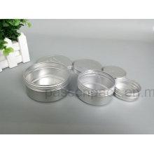 Silber-Aluminium-Glas mit PVC-Deckelabdeckung (PPC-ATC-0103)