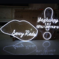 DECORATIEBORD LED NEON LETTERS