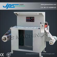 Jps-320in Label Sticker Paper Roll Inspection Machine/ Inspector Machine