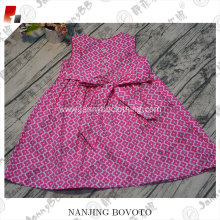 Wholesale JannyBB new design flower dress
