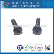 Taiwan M4X6 SUS Acier inoxydable Torx Drive pour vis de sécurité mobile