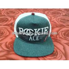 customized hip hop mesh trucker cap for women