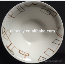 daily houseware using ceramic soup bowl