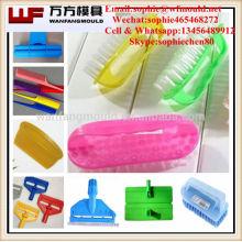 OEM productos de plástico personalizados para el hogar pala y cepillo moldeado / molde