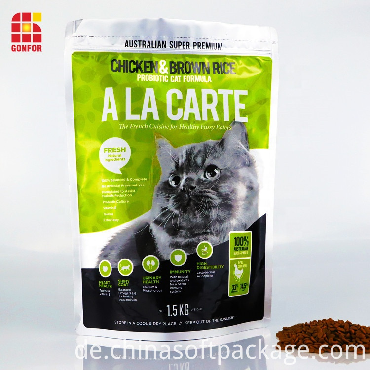 Cat Food Bag Aluminum Packaging Bagfood Bag Aluminum Packaging Bag745468ec4a749a88f9e62z