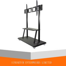 TV Mount with Stand for Exhibition