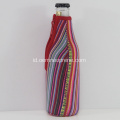 Neoprene Beer Bottle Cooler Cover Printing Berwarna