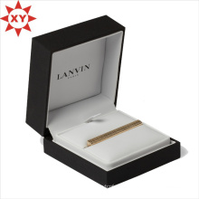 Gold Plating Clip on Tie Clip Hardware with Box