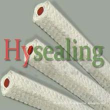 Emballage en fibre Nomex avec noyau en caoutchouc