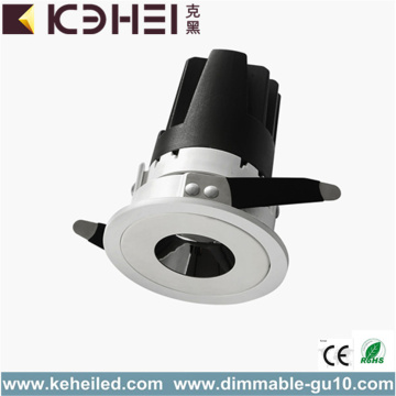 AC220V ronde CREE COB 12W LED Downlight