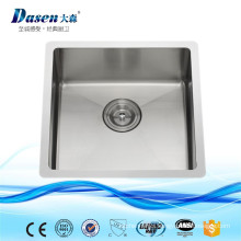 Hot New Products For 2016 Steel Mini Vessel Kitchen Sinks With Flexible Drain Pipe