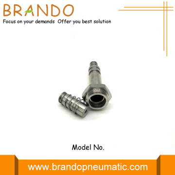 Solenoid Valve Tabung Inti Stainless Steel Dan Plunger