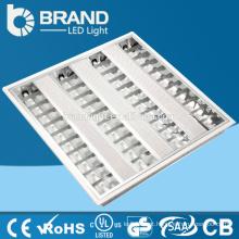 China fábrica Venda directa t8 recesso 600x600 led lâmpada grade