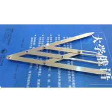 Бровь Золотое сечение Divider Microblading Бровь для бровей Линейка для бровей