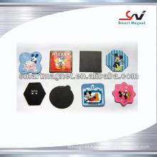copper paper non toxic full-imprint decoration pvc magnet