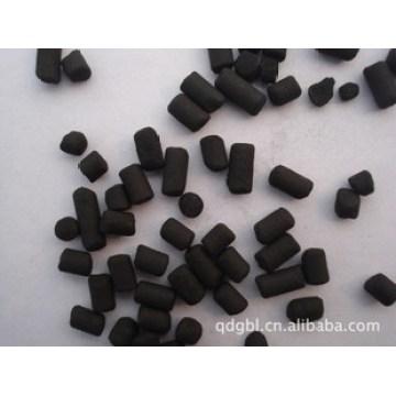 Carbono Colunar Colunar Baseado em Carvão para Recuperação de Solventes