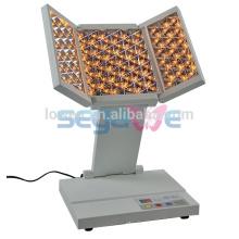 terapia de fototerapia con luz led