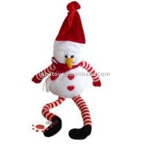 muñeco de peluche muñeco de nieve de peluche y felpa