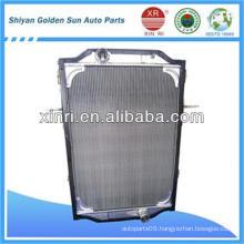 Cheap truck custom made aluminum radiators from China maufacture 1301K2200-010