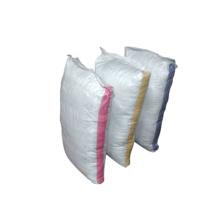 Wholesale Custom Transparent Eco Friendly Polypropylene 25kg 50kg 100% Virgin PP Empty Rice Bags Plastic PP Woven Bags