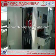 Máquina de lijado de madera / lijadora WPC