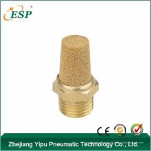 zhejiang esp bsl silenciador neumático de escape de aire de aire