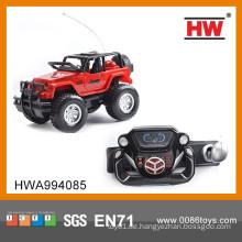 Neuer Entwurf 1:14 Spielzeugfernsteuerungsauto Jeep mit Batterie und Aufladeeinheit (Jeep-Körper-Batterie eingeschlossen)