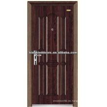 Pop in Thailand besondere Stahl Sicherheit Tür KKD-564 mit gutem Finish und China Top 10-Marke