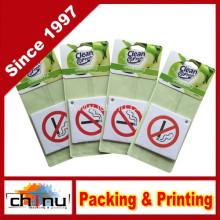 Papierkarte Harmless Langlebig Duft Air Freshener Anhänger Dekor (450048)