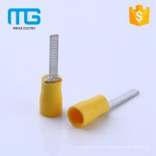 Fio de cobre de alta qualidade Isolados terminais de controle de acesso de lâmina
