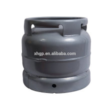 6kg Mini LPG Gas Cylinder for Camping Cooking
