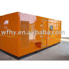 75KW With CE Certification Silent Diesel Generator