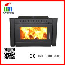 Hot vendendo clássico inserir CE BI2500, lareira de madeira de madeira de madeira
