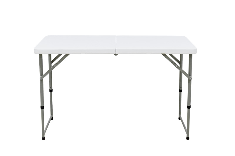 Plastic 4ft Adjustable Table