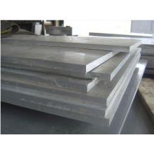 Feuille d'aluminium pour construire un navire