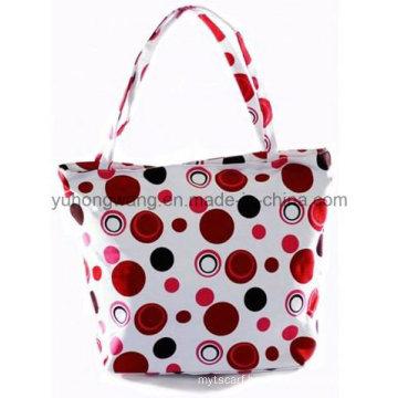 Fashion Canvas Tote Bag, Cotton Printed Shopping Bag