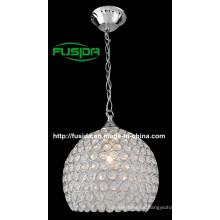 Cristal de la lámpara de gran diámetro de cristal candelabro colgante de luz (d-9466)