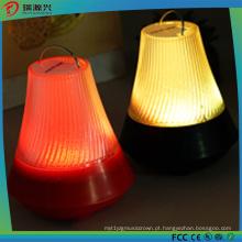 Alto-falante Bluetooth de fábrica privada com luz LED