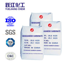 Manganese Carbonate with Low Price China Manufacturer