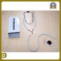 Fournitures médicales d'un stéthoscope pour le diagnostic médical